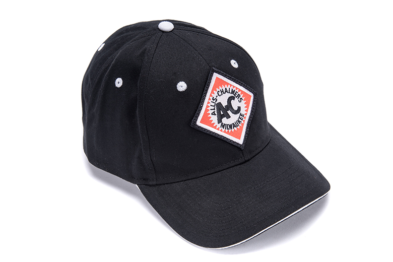 Vintage Logo Allis Chalmers Black Hat