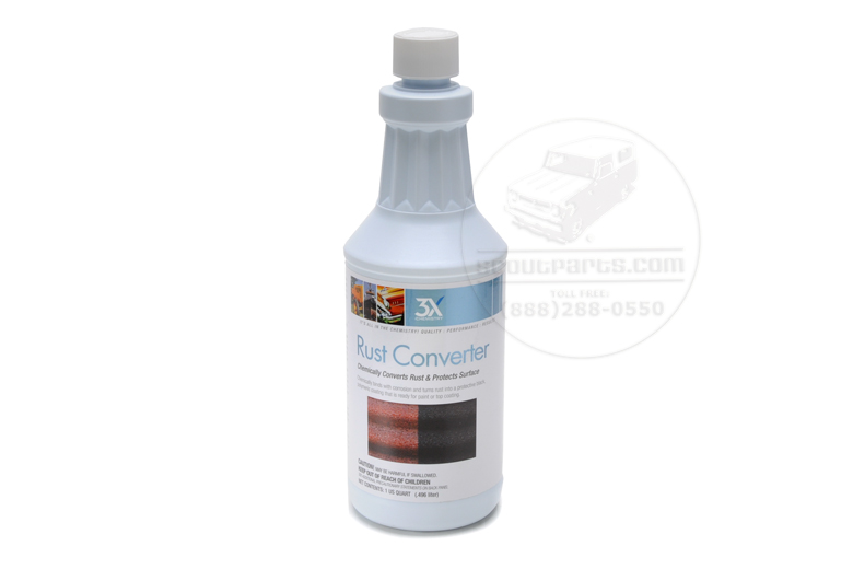 *Call for Availability* Rust Converter - Quart