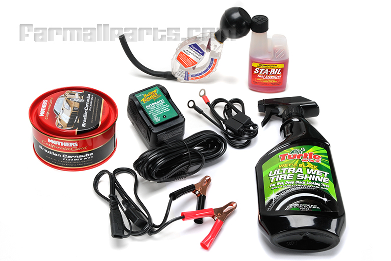 Winterization Kit - Includes Float Charger/ Battery Tender