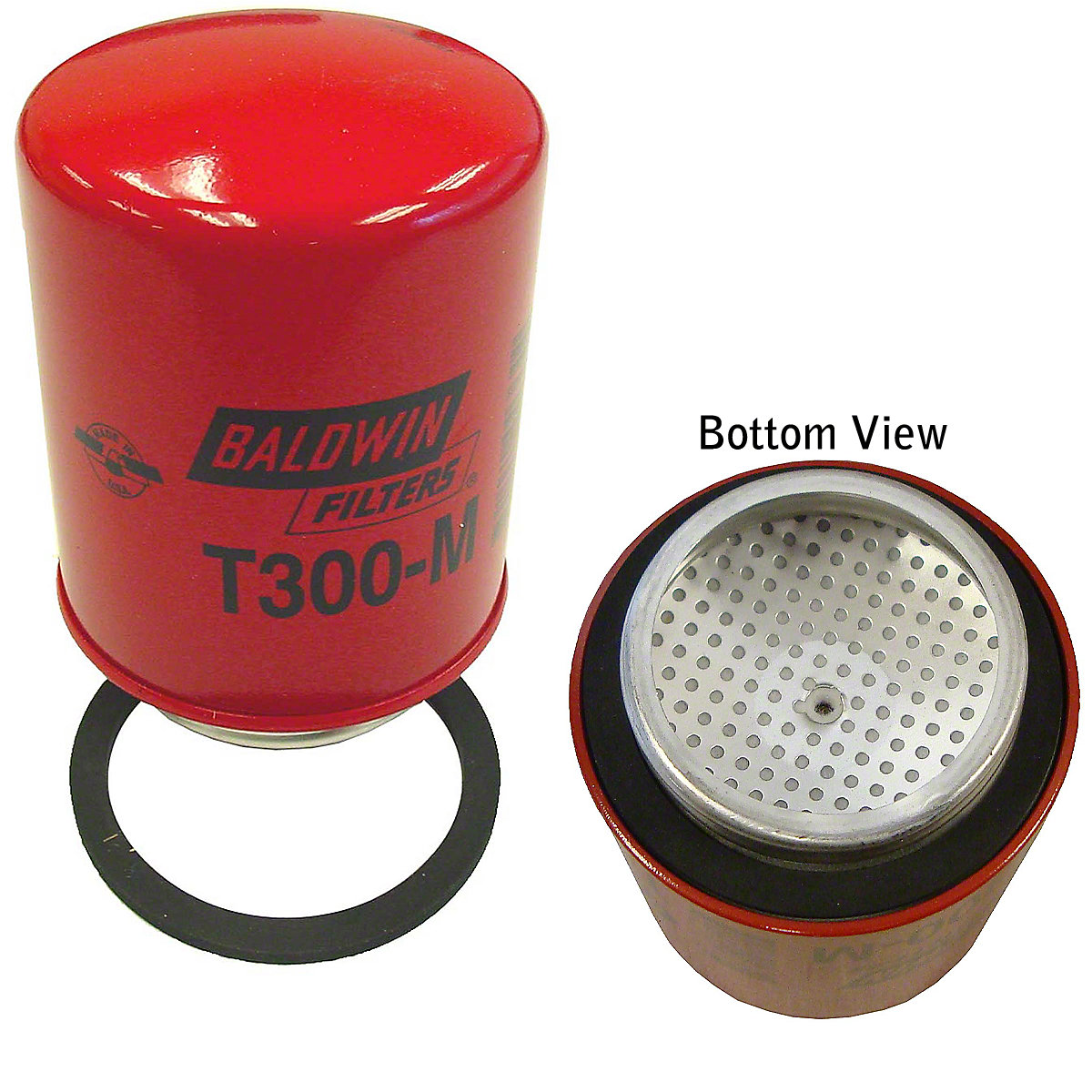 Spin On Oil Filter For Allis Chalmers: B, C, CA, D10, D12, D14, D17 Gas or LP, G, IB, RC, WC, WD, WD45 Gas or Diesel, WF