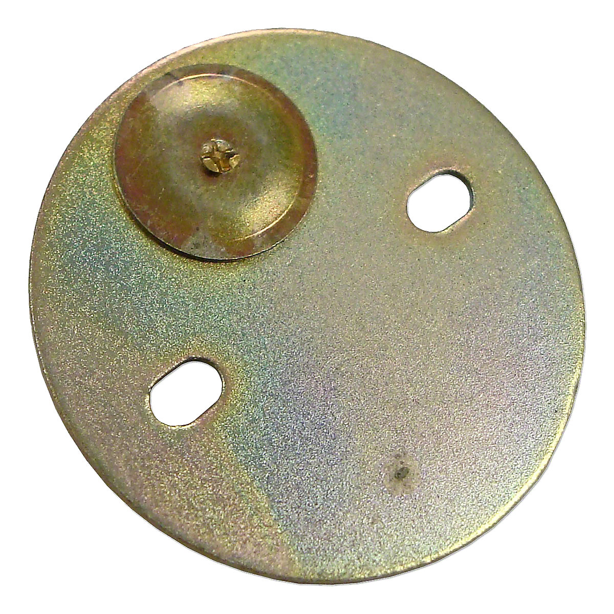 Choke Butterfly Disc For Allis Chalmers: CA, D14, D15