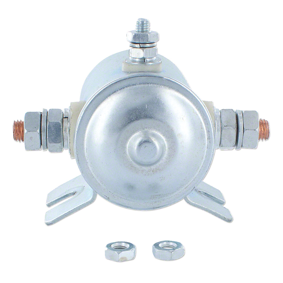 Starter Solenoid For Allis Chalmers: D10, D12, D14, D21, I40, I400, I60, 170, D15 Gas and Diesel Models.