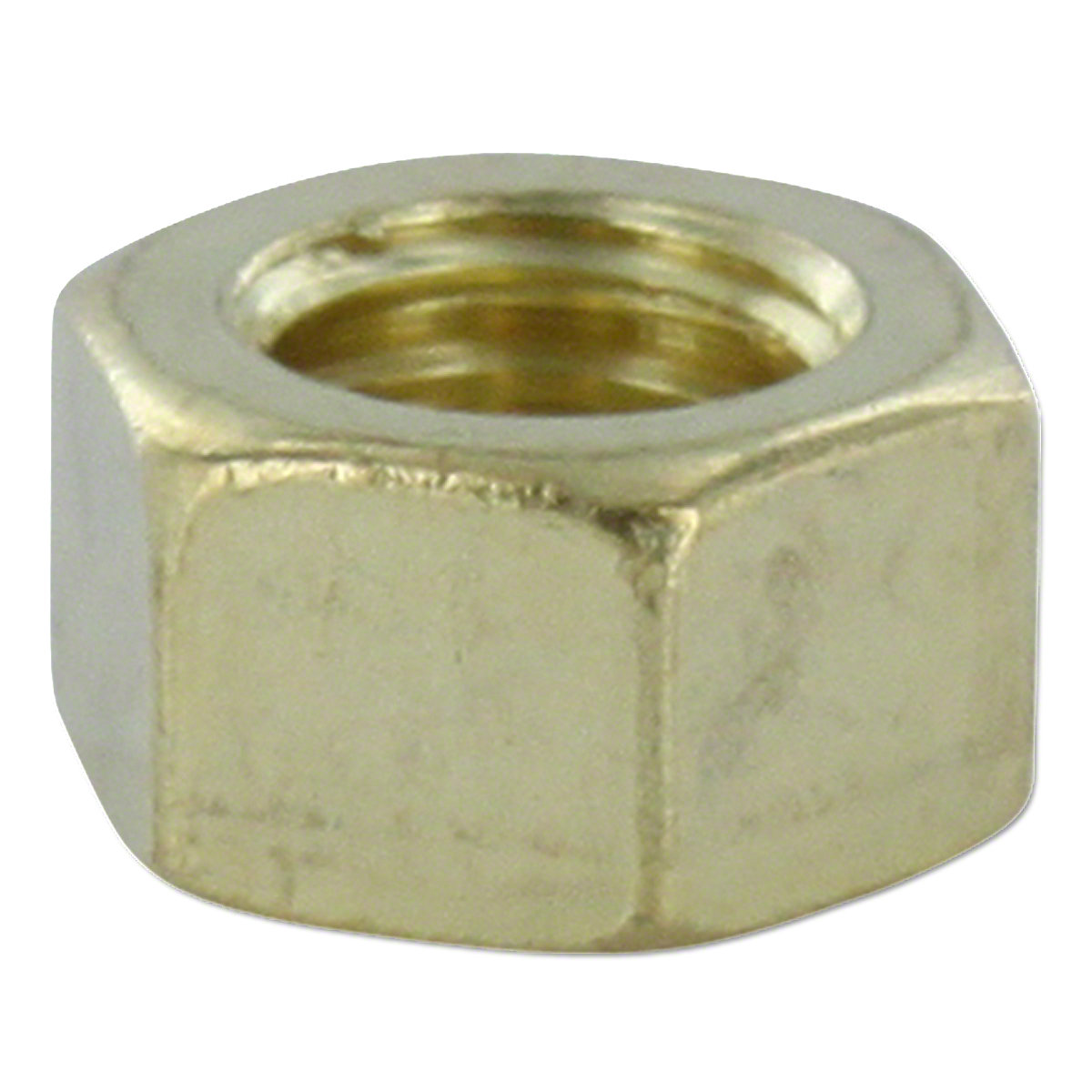 Brass Manifold Nut For Allis Chalmers B, C, CA, D10, D12, D14, D15, H3, I40, I400, I60, I600, IB, RC, WC, WD, WF, Gas or LP: WD45