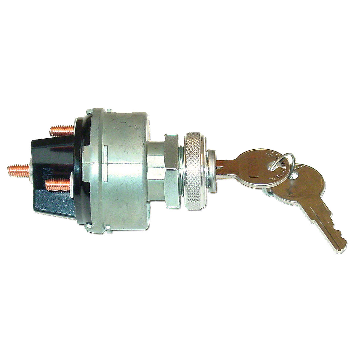 Ignition Switch With Key For Allis Chalmers Tractors.