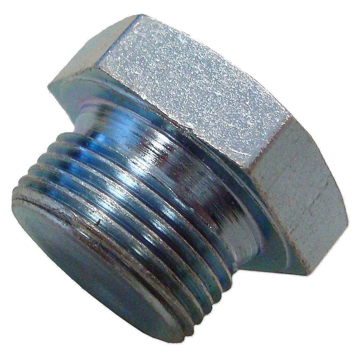 Oil Pan Drain Plug For Allis Chalmers: 190XT, B, C, CA, D10, D12, D14, D15, D17, D19, D21, IB, WC, WD, WD45, 170 & 175 Gas, 180, 185, 190, 200, 210, 220, 6060, 6070, 6080, 7000, 7010, 7020, 8010