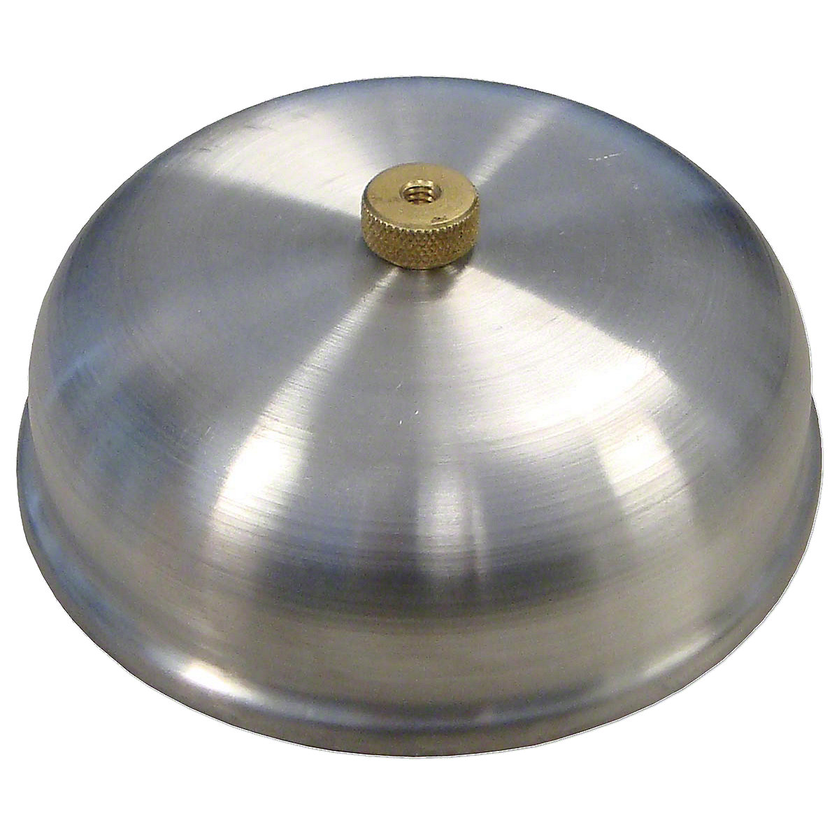 Aluminum Pre Cleaner Cover With Brass Knurled Nut For Allis Chalmers: D15, I60.