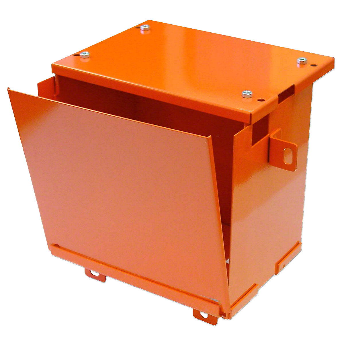 Battery Box With Lid For Allis Chalmers: B, C, CA