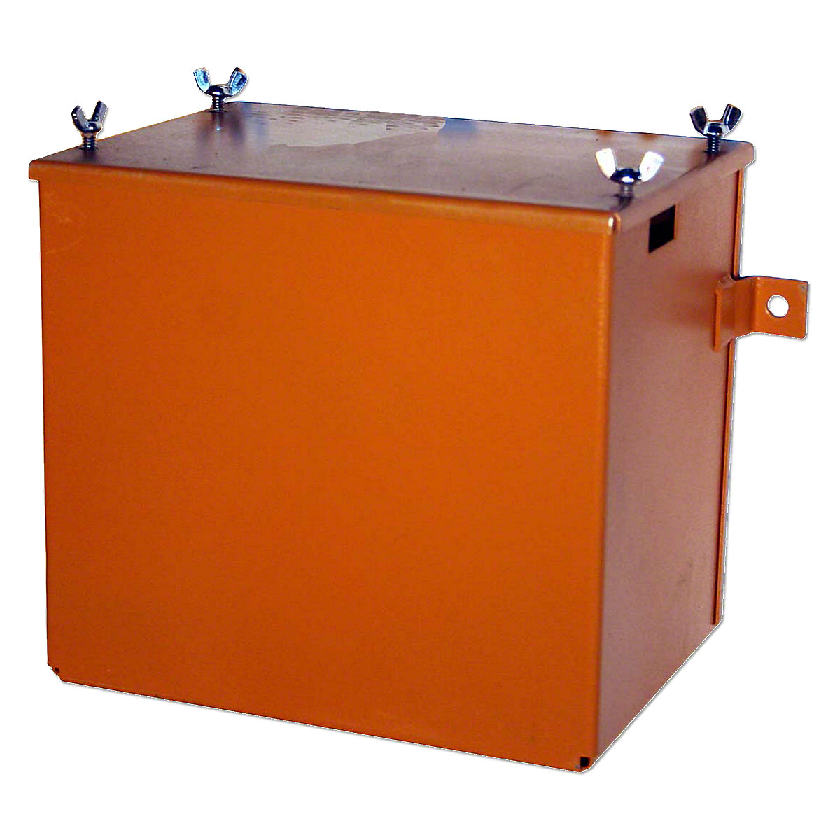 Battery Box With Lid For Allis Chalmers: G