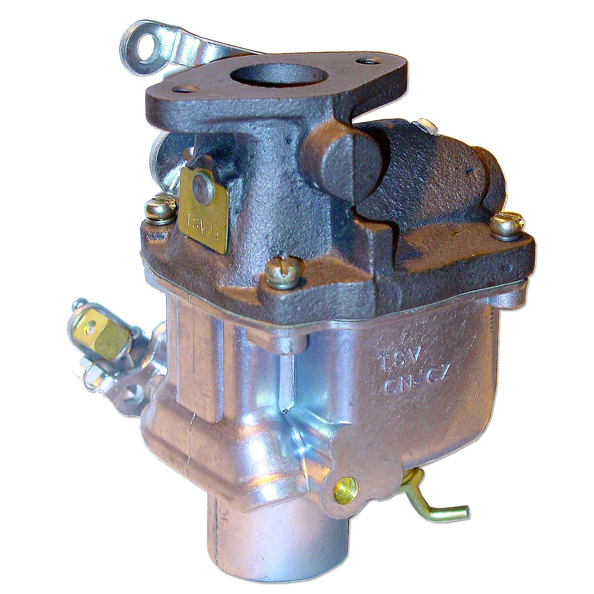 New Carburetor For Allis Chalmers: G