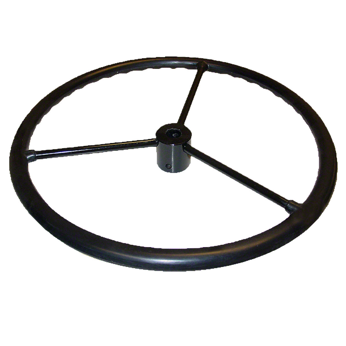 18 Three Spoke Steering Wheel For Allis Chalmers: D14, D17, RC, WC, WD, WD45.