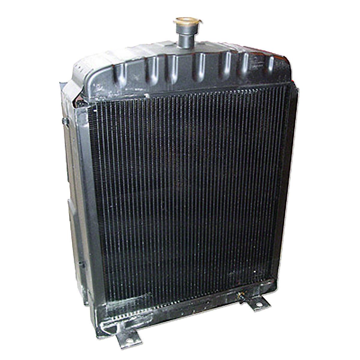 Radiator For Allis Chalmers: D17 Gas Models