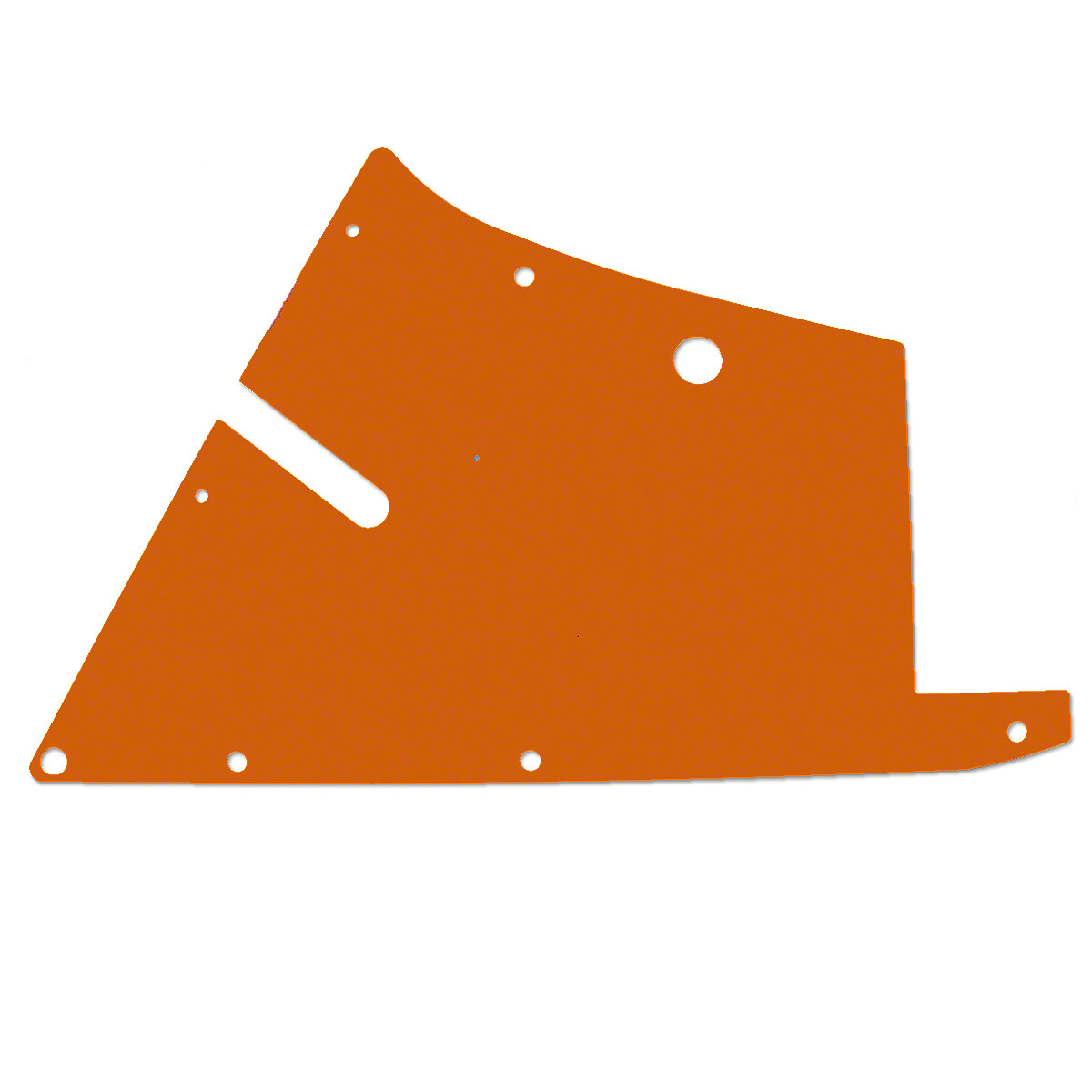 Right Hand Side Panel For Allis Chalmers: D10, D12.