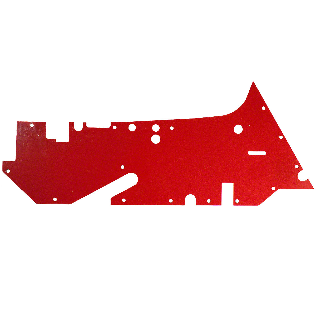 Left Hand Side Panel With Choke Slot For Allis Chalmers: D14, D15, I60.