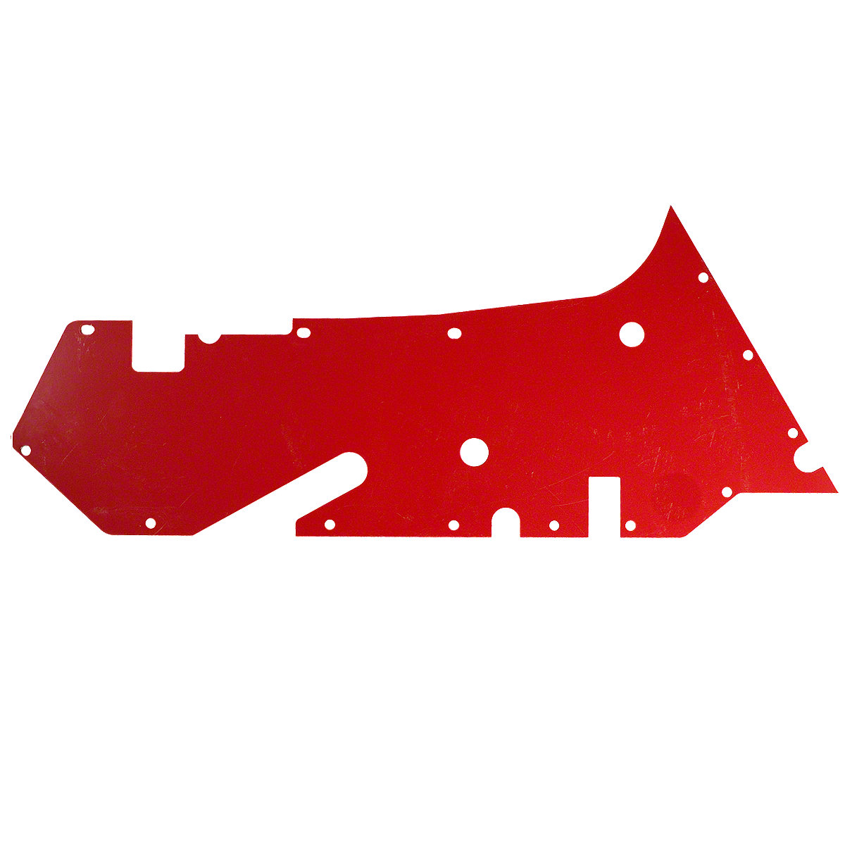Left Hand Side Panel Without Choke Rod Slot For Allis Chalmers: D14, D15,.