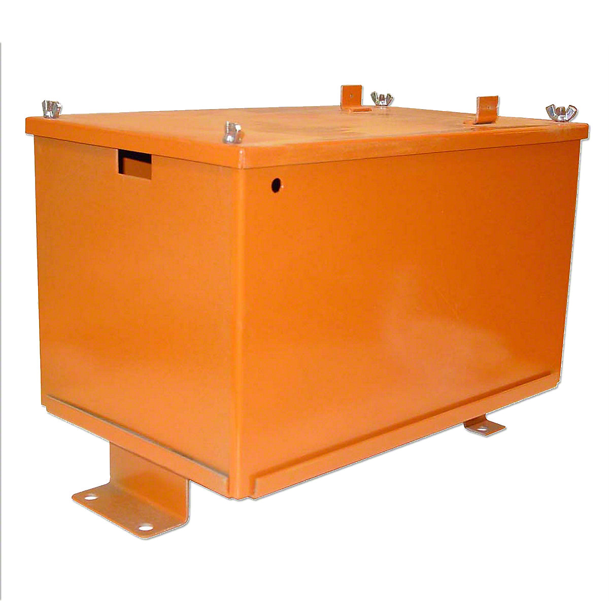 Battery Box With Lid For Allis Chalmers: WD45 Diesel Tractors