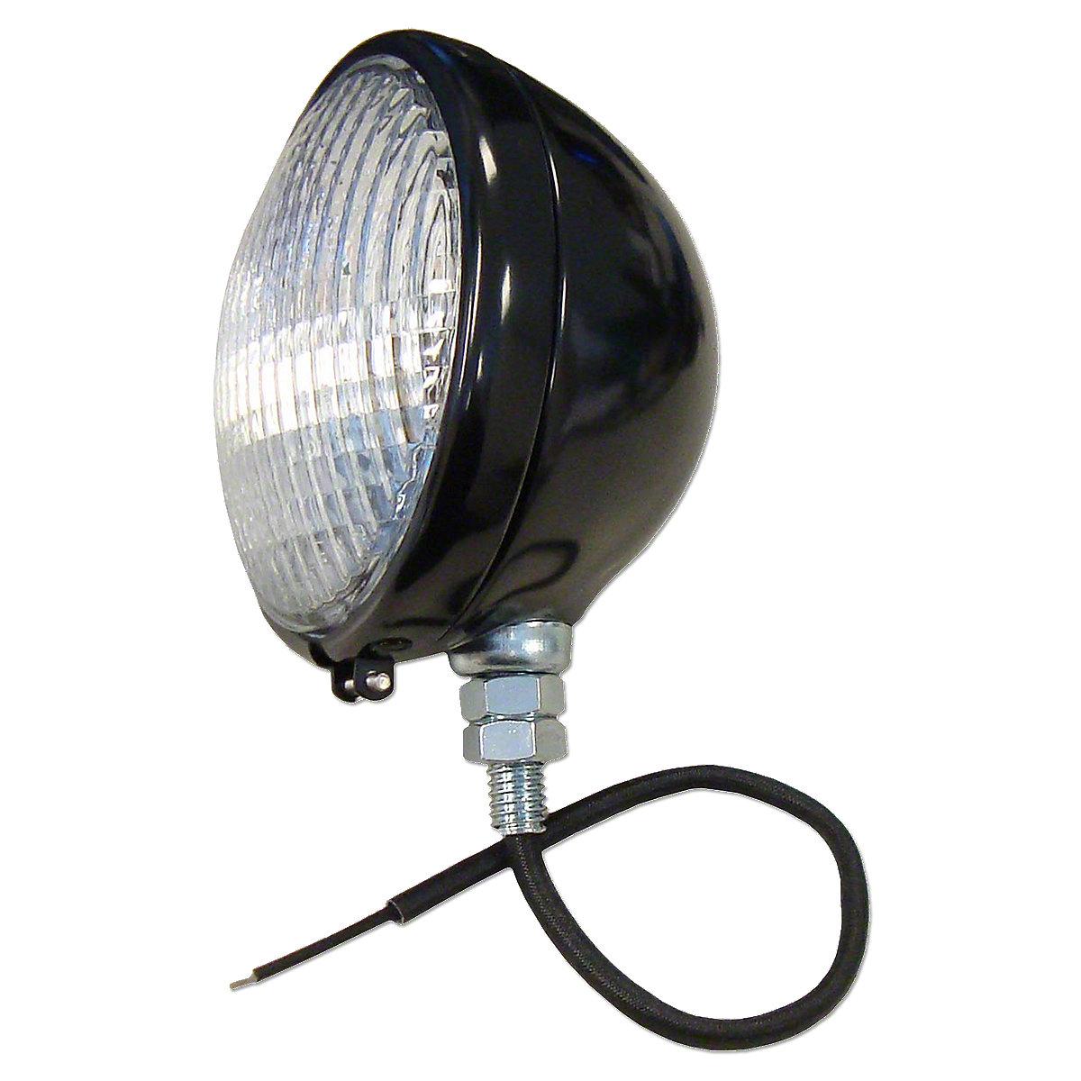 12 Volt Headlight Assembly For Allis Chalmers: B, C, CA, IB, IU, U, UC.
