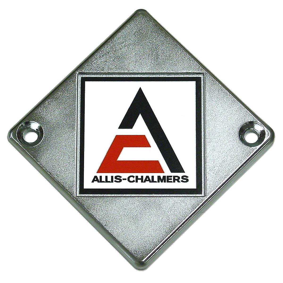 Front Emblem For Allis Chalmers: D10, D12, D15, D17, D21.