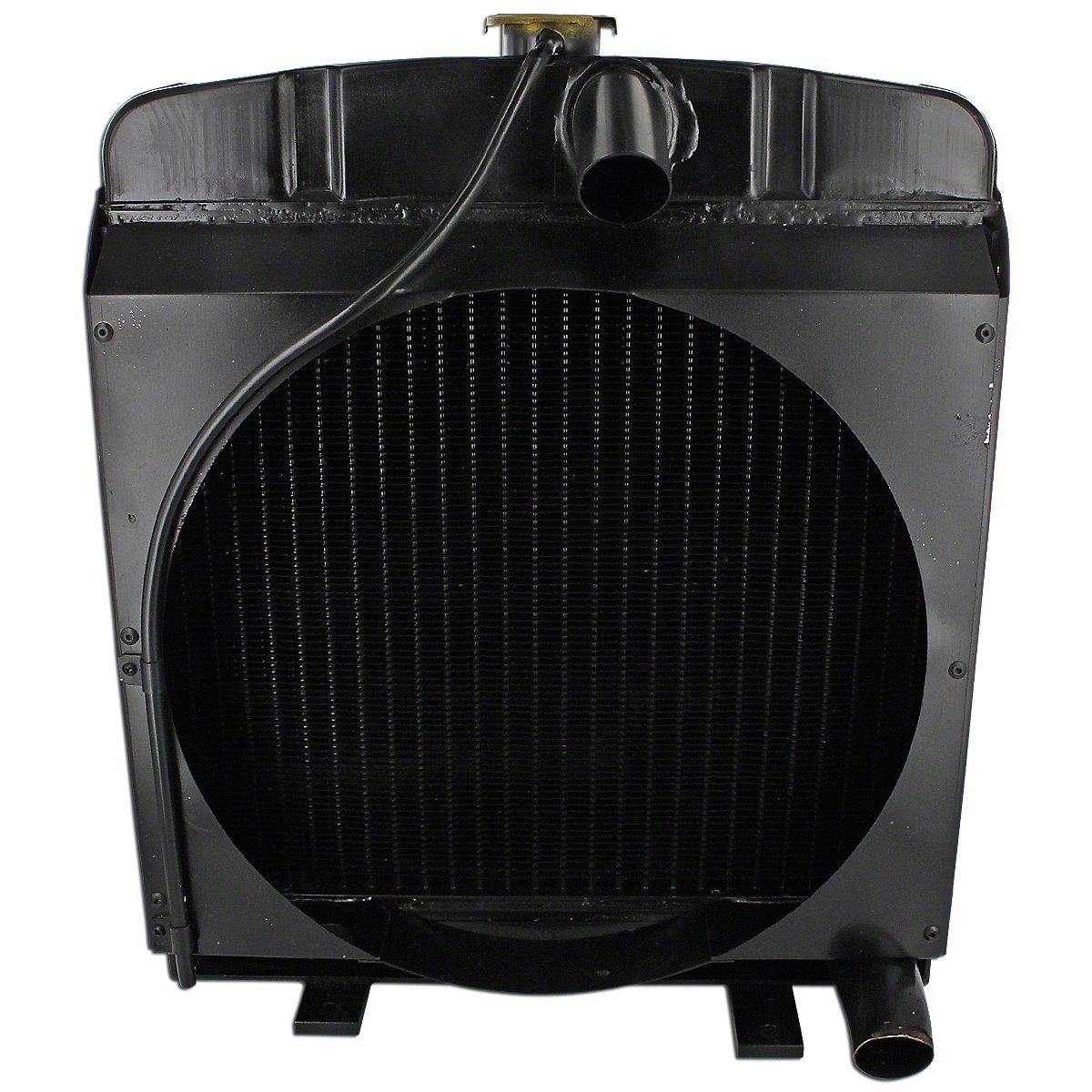 Radiator For Allis Chalmers: G