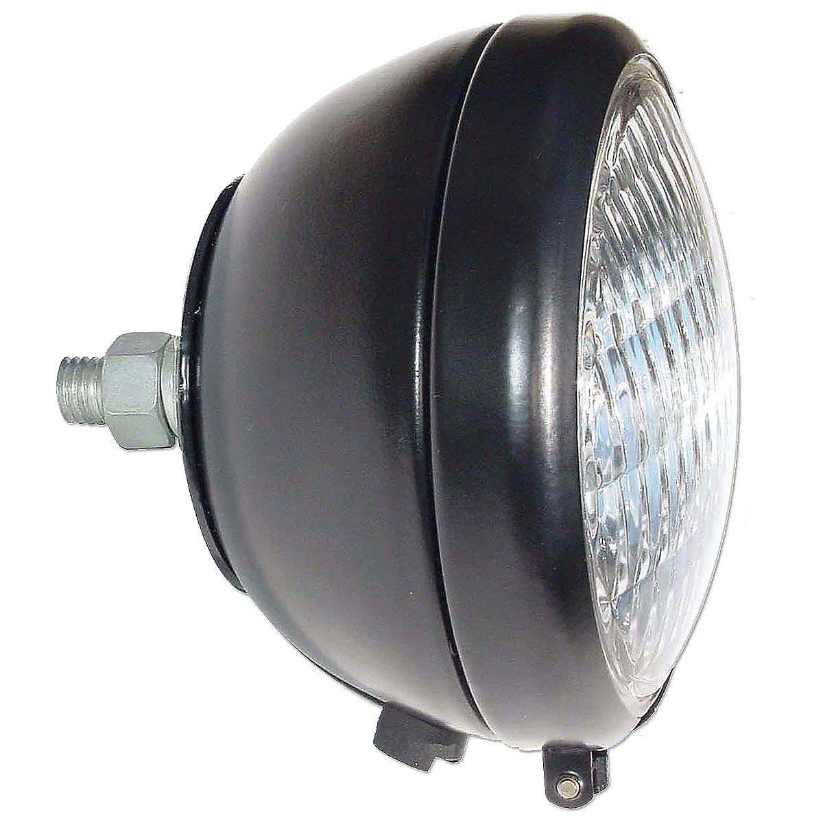 12 Volt Headlight Assembly For Allis Chalmers: 190XT, 170, 175, 180, 185, 190, 200.