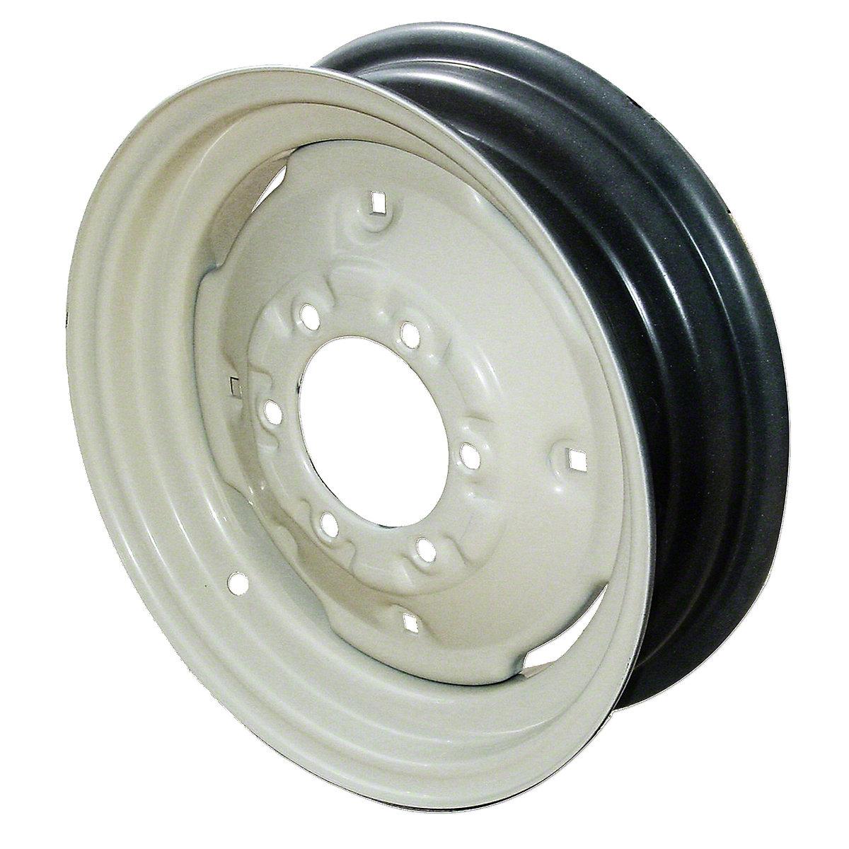 4.5X16 6 Lug Front Wheel For Allis Chalmers: 160, 170, 175, 180, 185, 190, 190XT, 6060, 6070, D15, D17, D19.