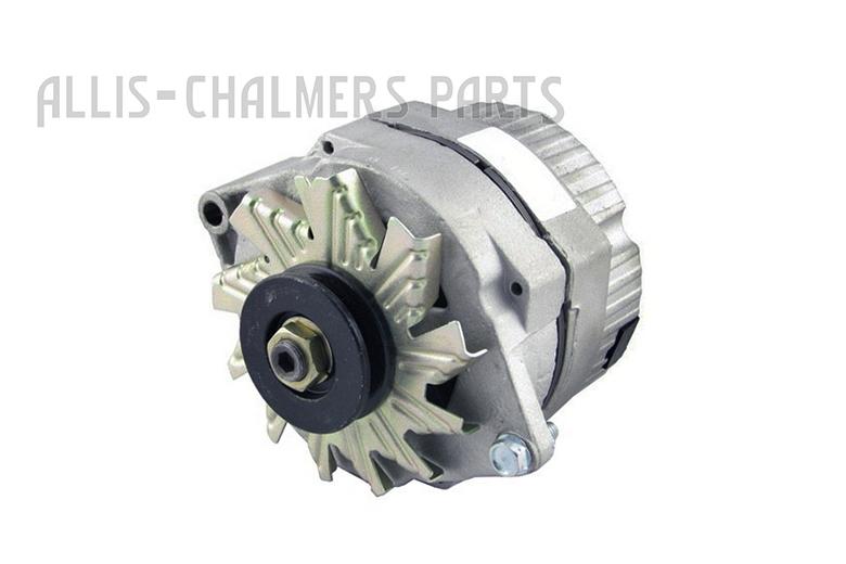 Reman Alternator For Allis Chalmers:B, C, CA, D10, D12, D14, D15, D17, D19, D21, RC, WC, WD, WD45, WF, WH, 160.