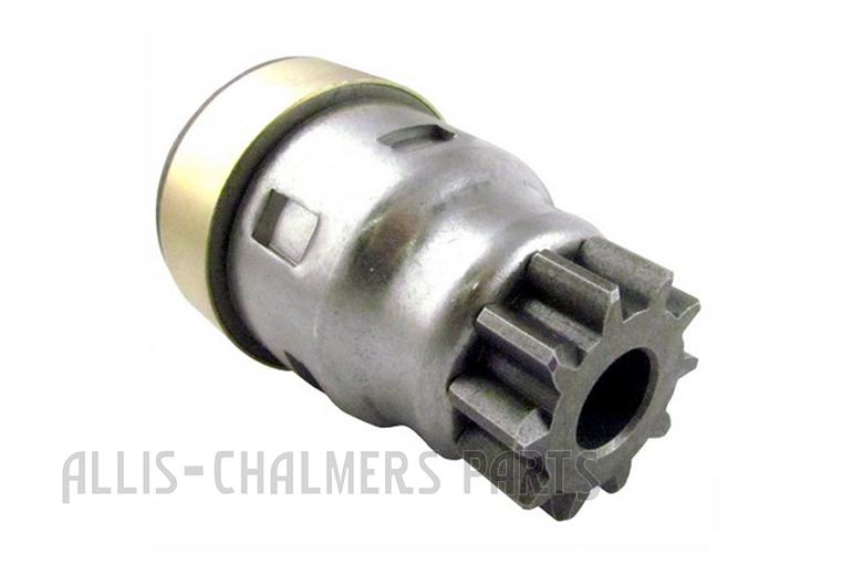 Positive Ratchet Style Bendix Starter Drive For Allis Chalmers: D10, D12, D14, WD, WD45.