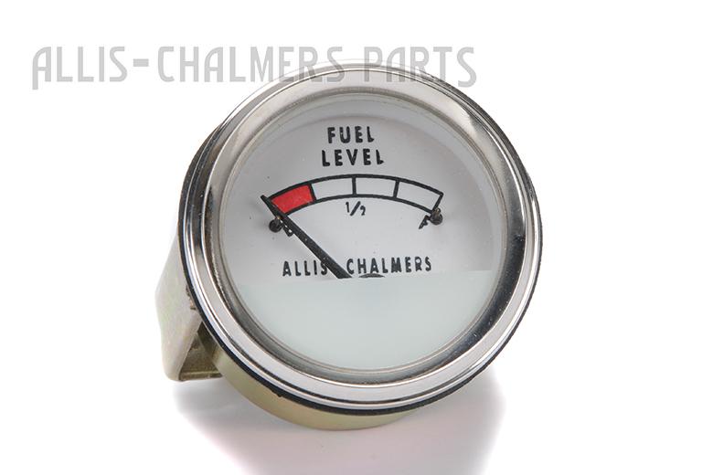 Allis-Chalmers Fuel gauge -  D19, D21, 170, 175,180,185, 190, 190XT,  200, 210, 220