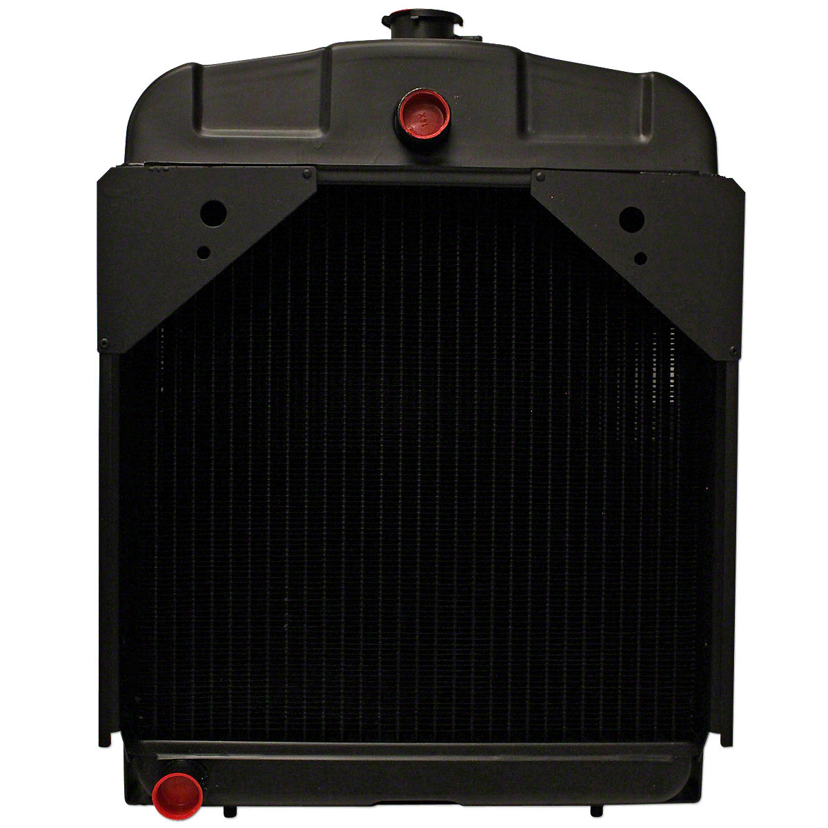 New Radiator For Allis Chalmers: B, C, CA, D10, D12.