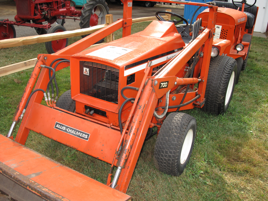 Ac Tractor Parts : Allis chalmers garden tractor parts ftempo