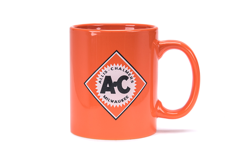 Allis Chalmers Orange Mug