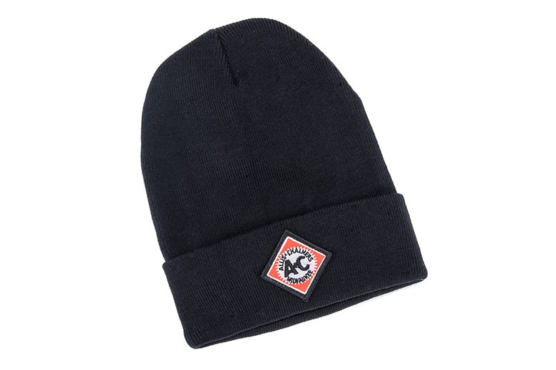 Allis Chalmers Logo Knit Beanie Hat