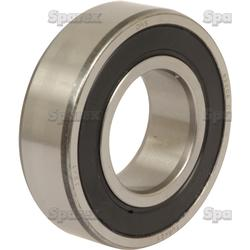 Transmission Input Shaft Bearing For Allis Chalmers: 5040 With 6 speed or 9 speed Transmission.