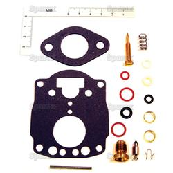 Basic Carburetor Kit For Allis Chalmer: G Tractors