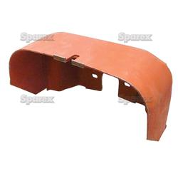 PTO Safety Shield For Allis Chalmers: 5040, 5045, 5050.