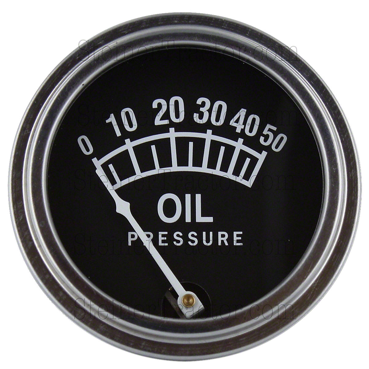 Oil Pressure Gauge For Allis Chalmers D10, D12, D14, D15, D17 , H3, I40, I400, I60, I600, WD45.