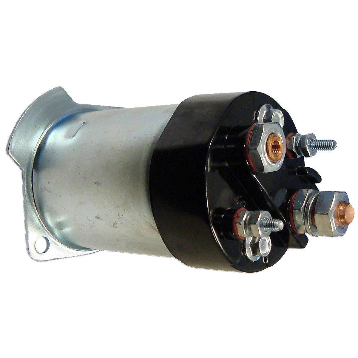 12 Volt Starter Solenoid For Allis Chalmers: 160 Diesel, 170, 175 Diesel, 180, 185 Gas, 190 Gas.