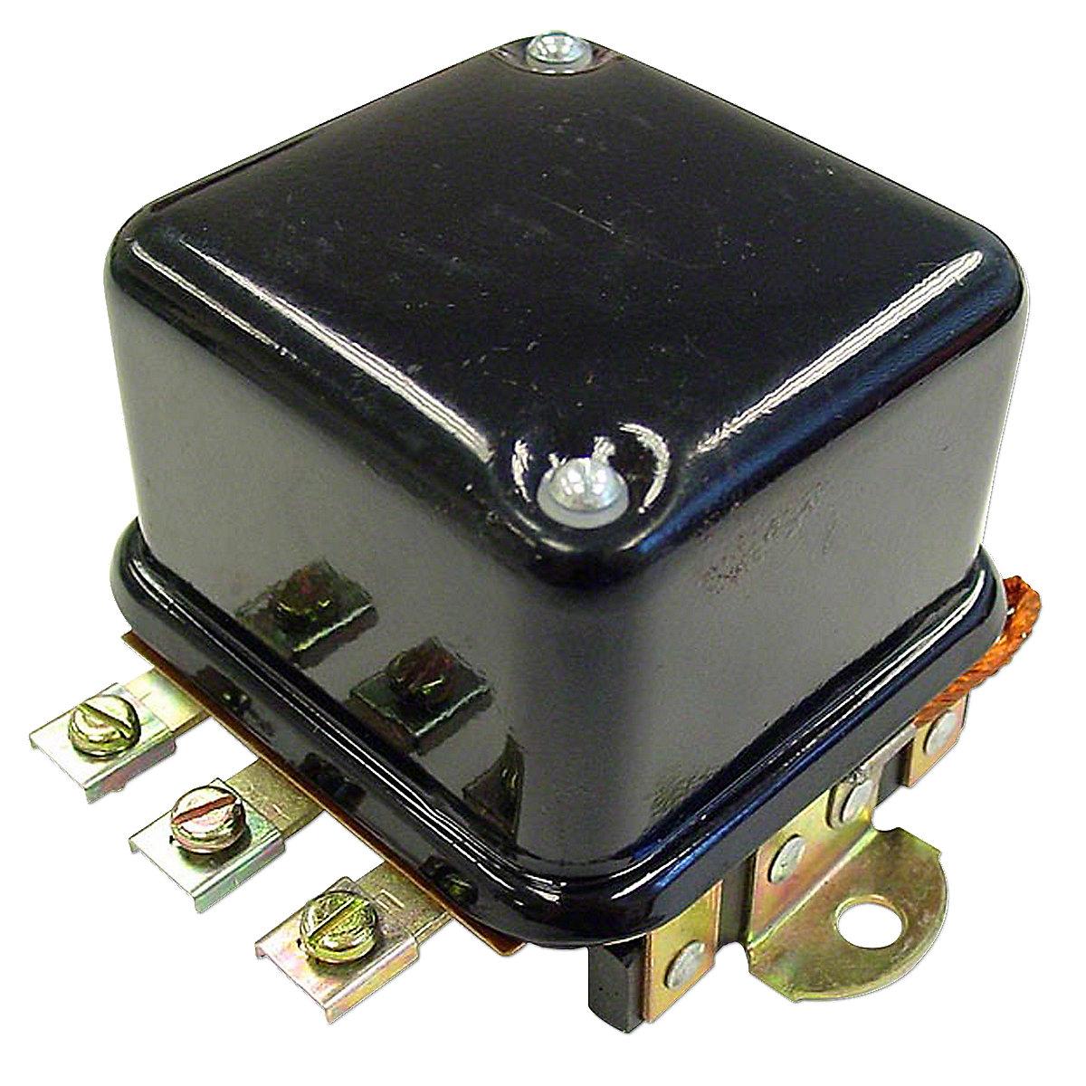 6 Volt External Voltage Regulator For Allis Chalmers: D10, D12, D14.