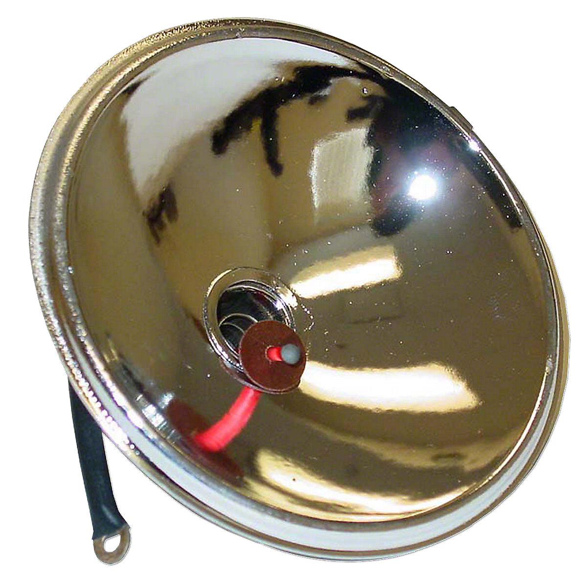 Head Light Reflector For Allis Chalmers: B, C, CA, D10, D12, D14, D15, RC, WC, WD, WD45, WF.