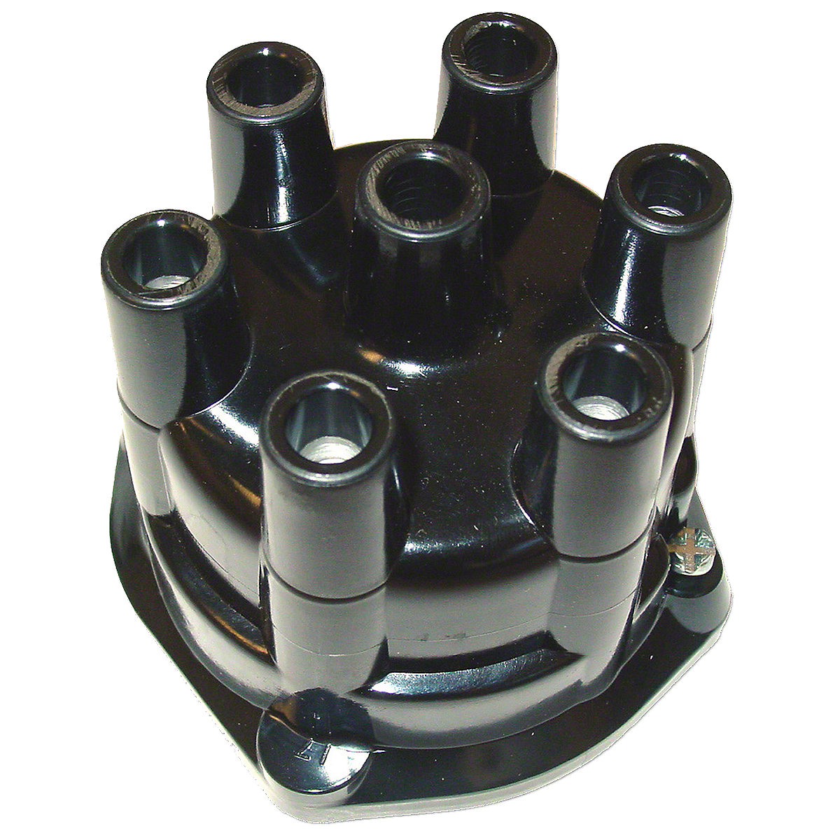 6 Cylinder Distributor Cap For Allis Chalmers: 190XT, 180, 190