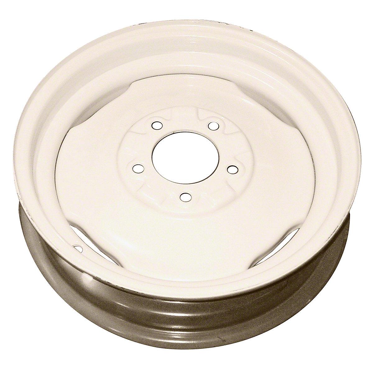 4.25X16 Front Wheel For Allis Chalmers: D10, D12, D14, D15, D17, WC, WD, WD45, WF.