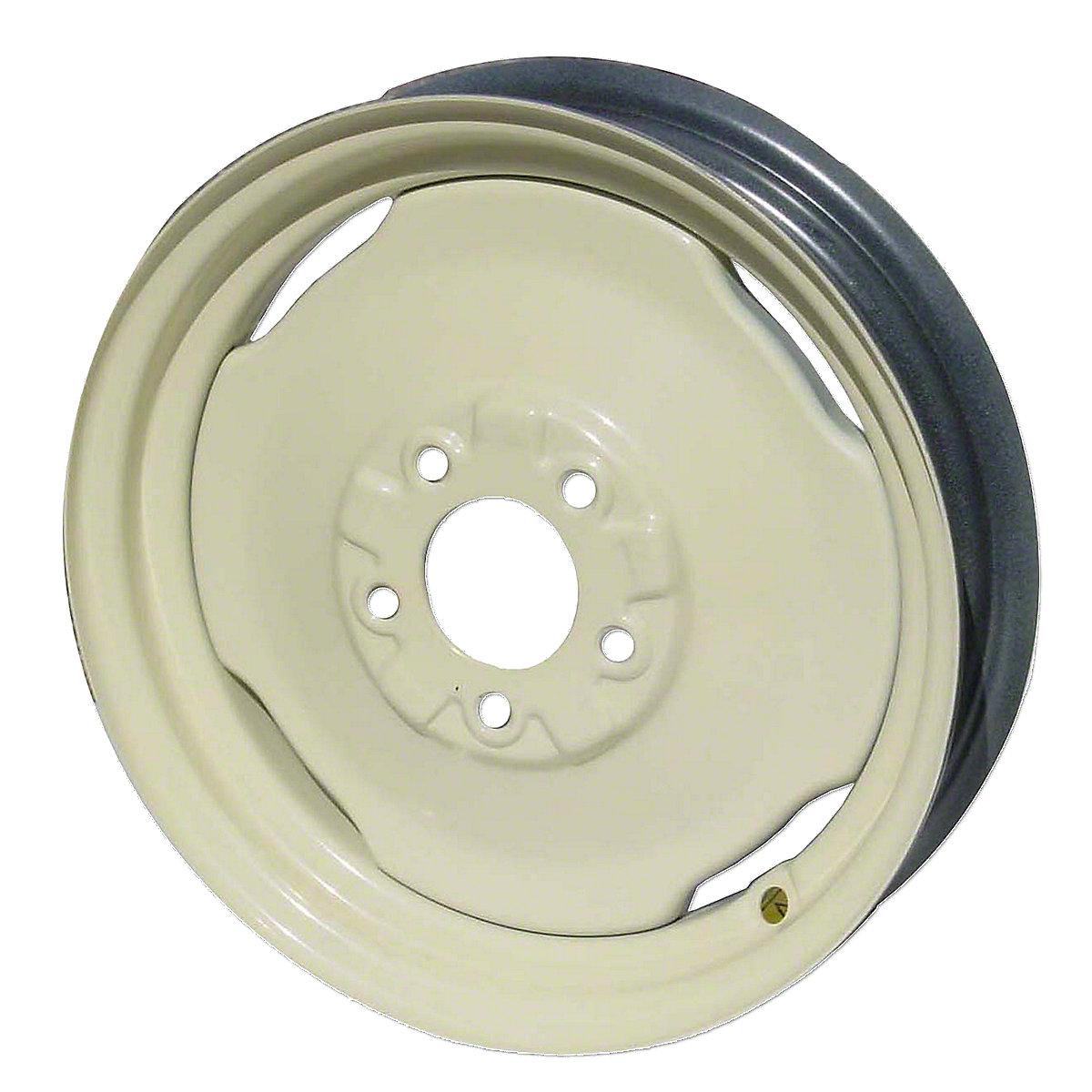 3X15 Front Wheel For Allis Chalmers: B, C, CA, D10, D12.