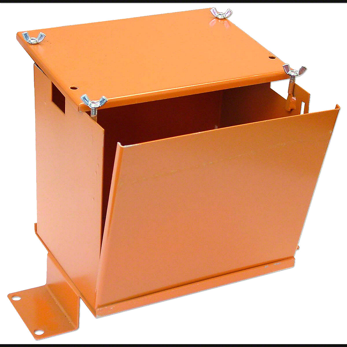 Battery Box With Lid For Allis Chalmers: WD, WD45