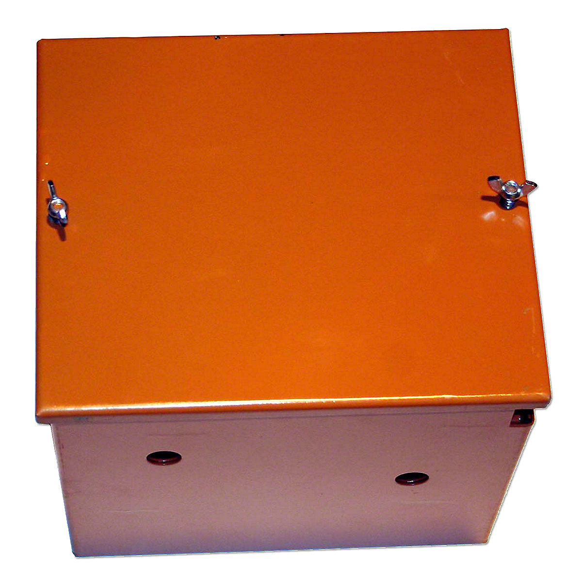 Battery Box With Lid For Allis Chalmers: RC, WC, WF