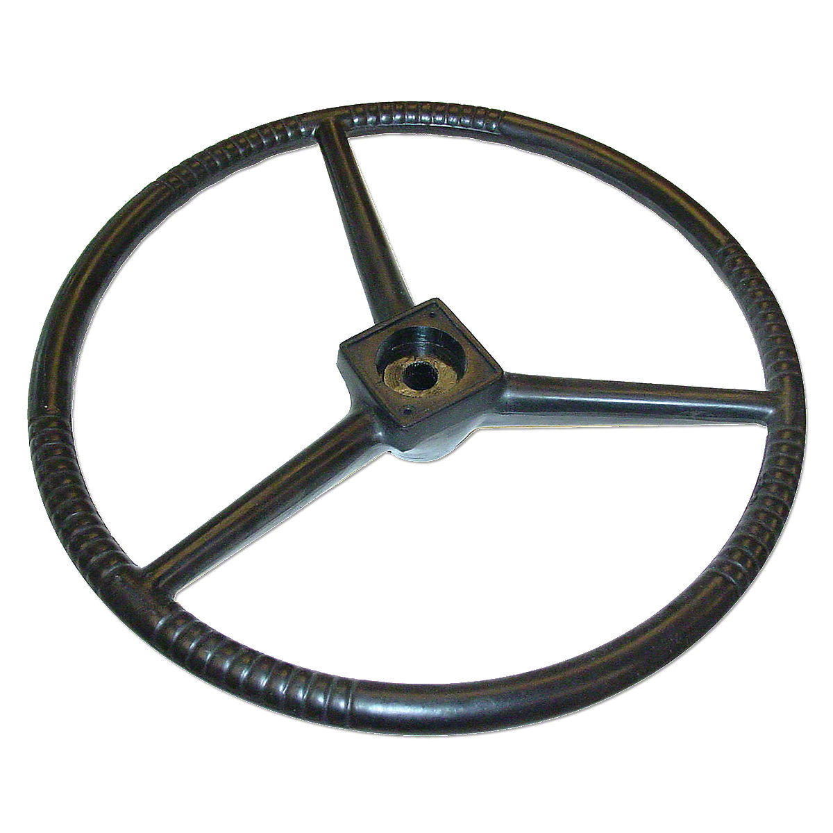 17-1/2 3 Spoke Steering Wheel For Allis Chalmers: D10, D12, D14, D15, D17, D19, D21.