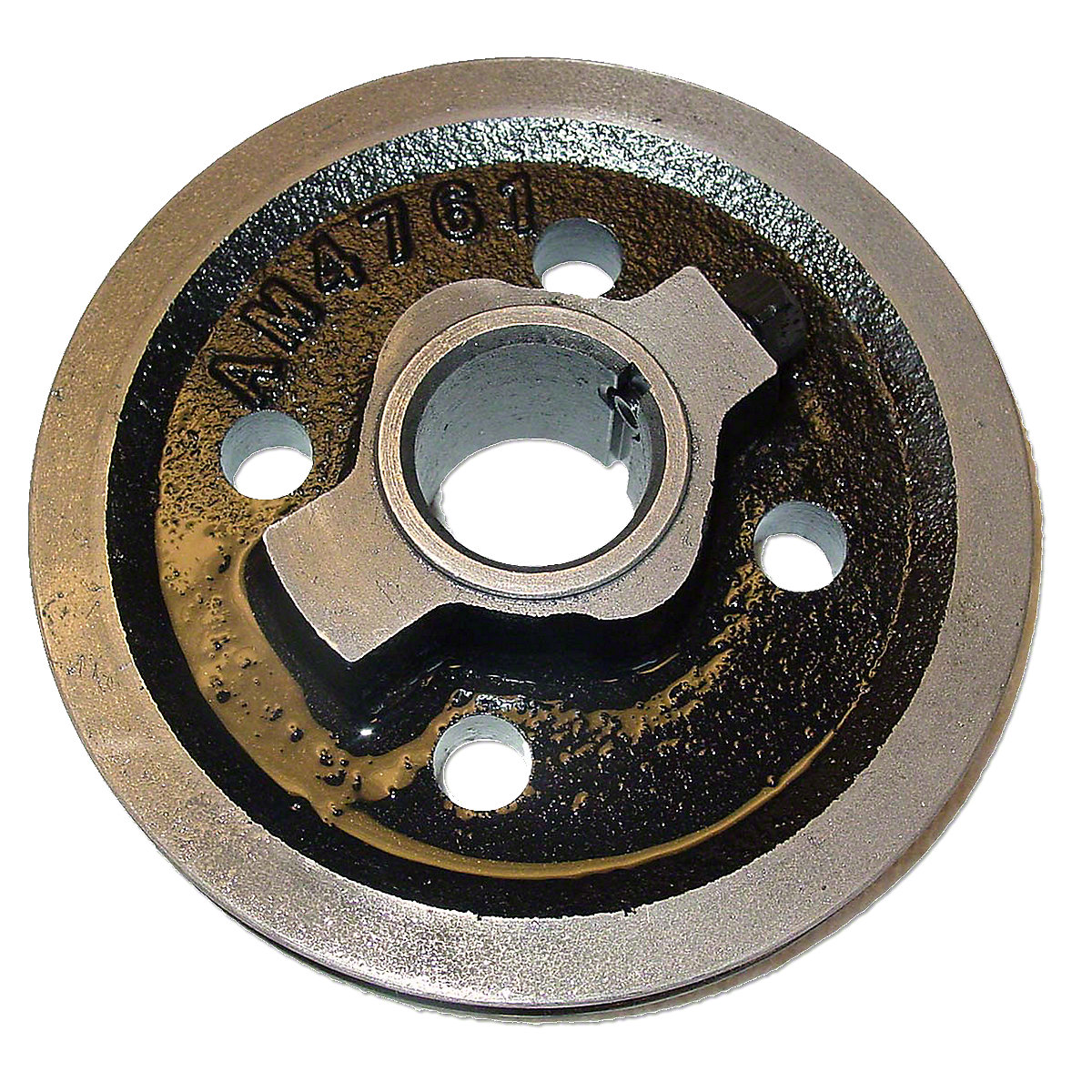 Crank Shaft Pulley For Allis Chalmers: D10, D12, D15 Gas, I60