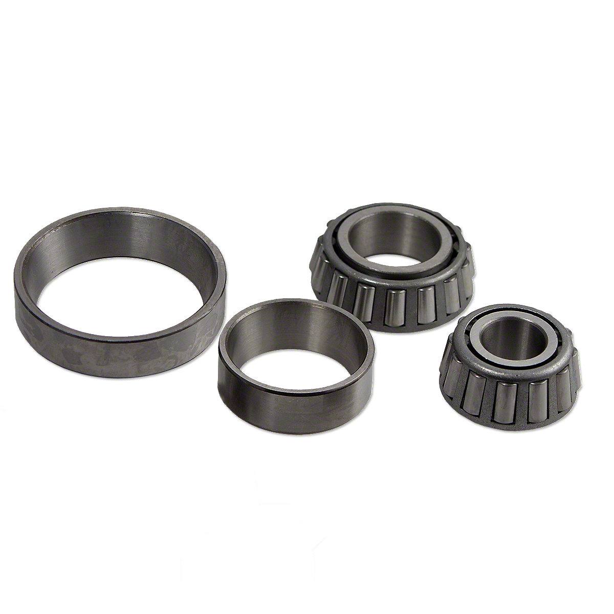 Front Wheel Bearing Kit For Allis Chalmers: B, C, CA, D10, D12, IB.