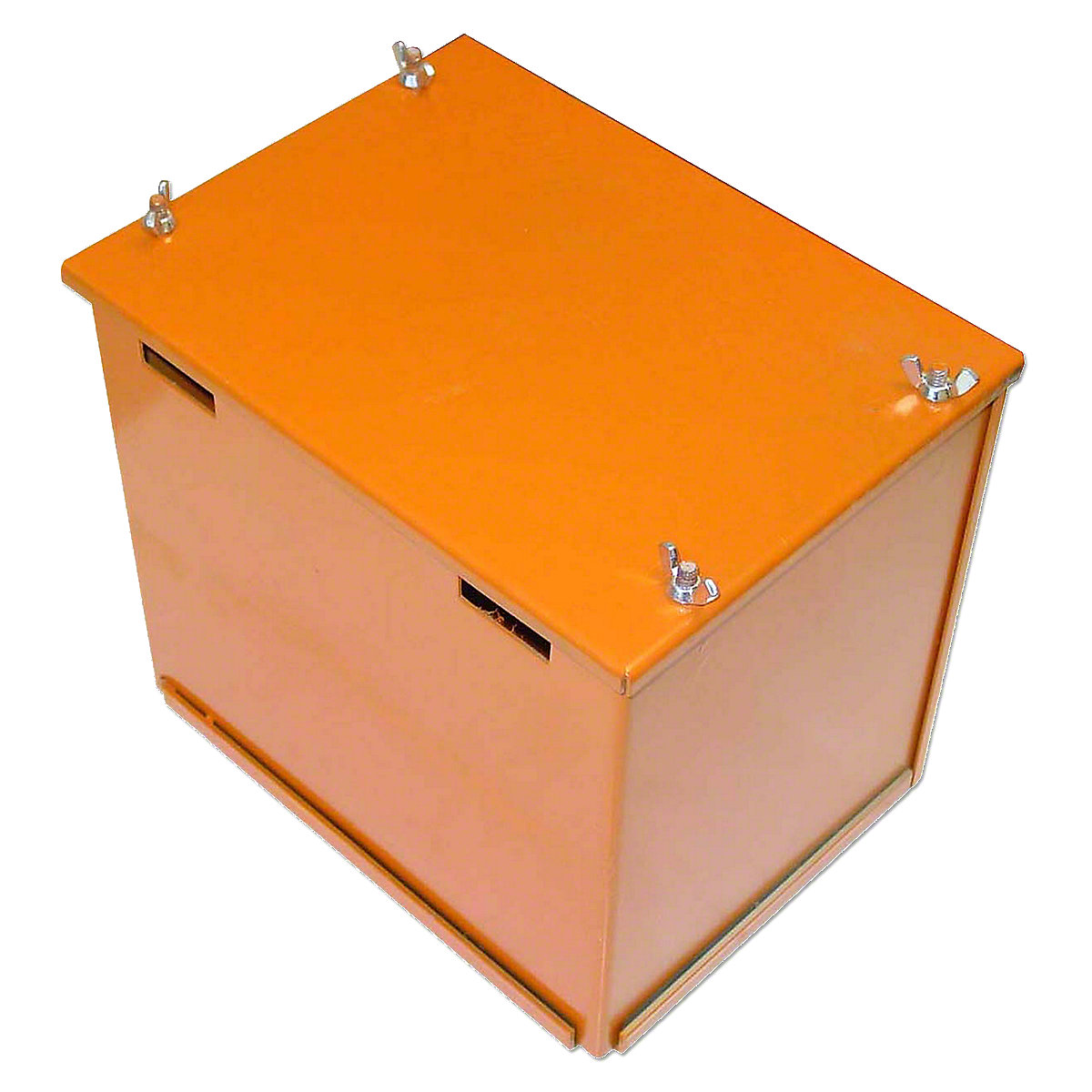 Battery Box With Lid For Allis Chalmers: D10, D12