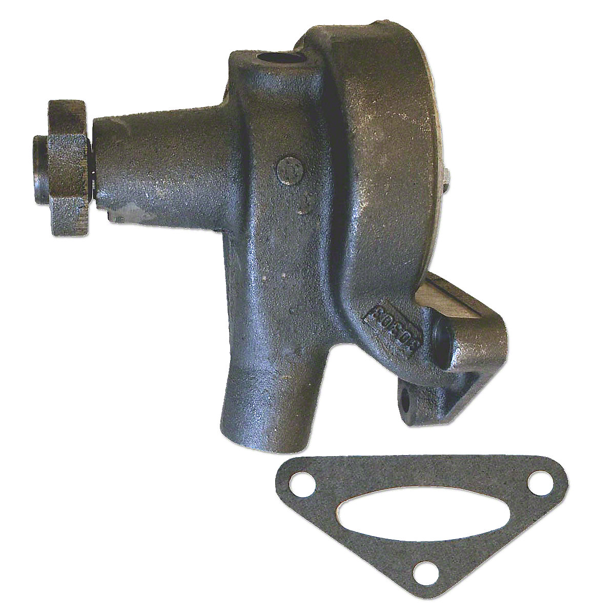 New Water Pump For Allis Chalmers: WC, WD, WD45, WF Gas Tractors.