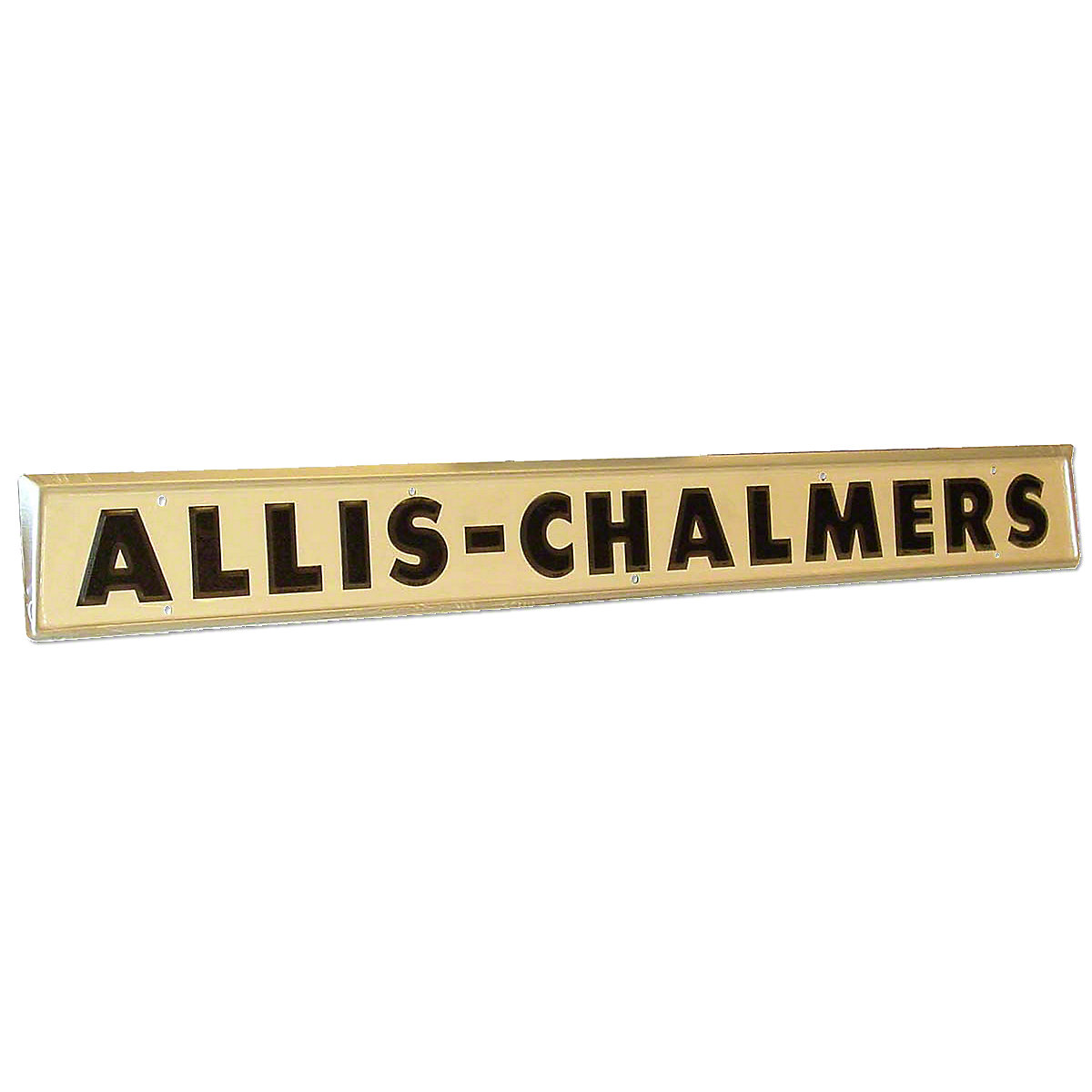 Side Emblem For Allis Chalmers: D10, D12, D15, D17.