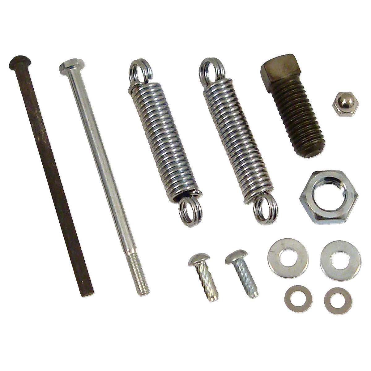 Snap Coupler Repair Kit For Allis Chalmers: 190XT, D10, D12, D14, D15, D17, D19, WD, WD45, 190.